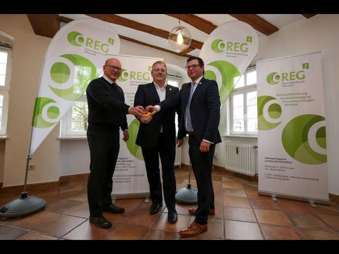 Regionalgesellschaft mit neuem Auftritt soll Odenwaldkreis voranbringen