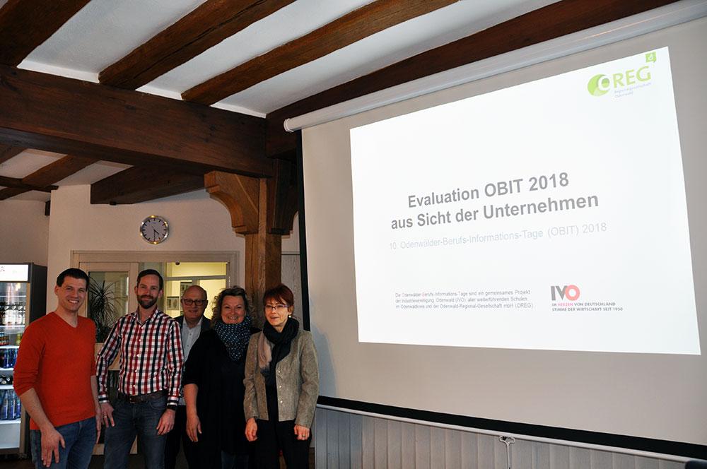 OBIT 2018 – eine Erfolgsstory