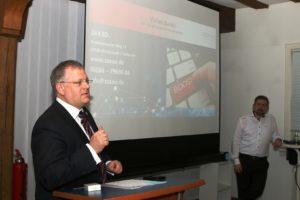 Großes Interesse an Vortrag über Online-Geschäftsmodelle