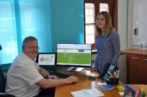Unternehmensdatenbank der Odenwald-Regional-Gesellschaft mbH (OREG) geht ans Netz