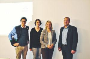 Geschäftsführerin des Vereins Zukunft Metropolregion Rhein-Neckar zu Gast im Rathaus Oberzent