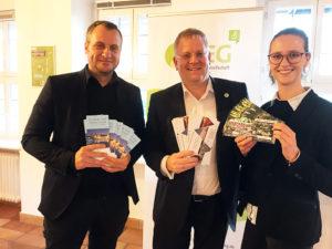 Wirtschaftsförderung Odenwaldkreis beteiligt  sich an internationalem Standortmarketing