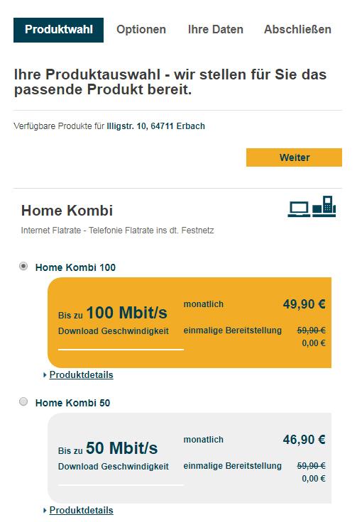 100 Mbit/s – noch schnelleres Internet durch neue Technik