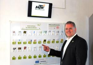 OREG zieht positive Jahresbilanz als Dienstleister für den Odenwaldkreis