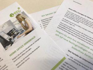 Für mehr Home-Office-Angebote im Odenwald