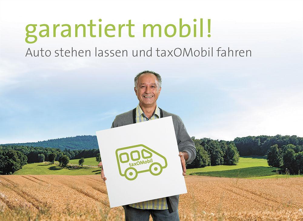 """Öffentliche Mobilität im ländlichen Raum – """"garantiert mobil"""" als Chance für den Odenwaldkreis"""