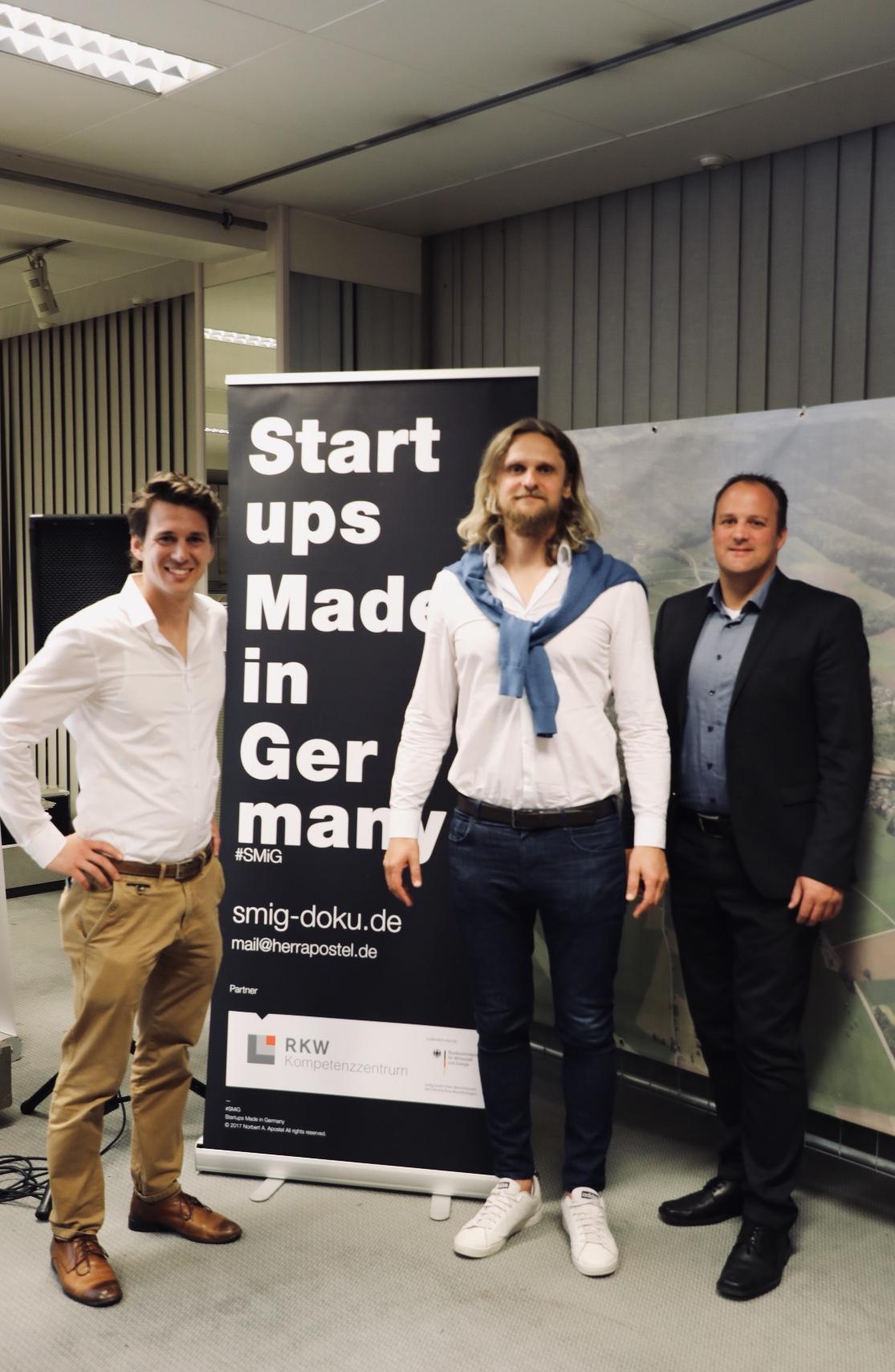 Gründerkino Oberzent – Ein Abend im Zeichen der Startups