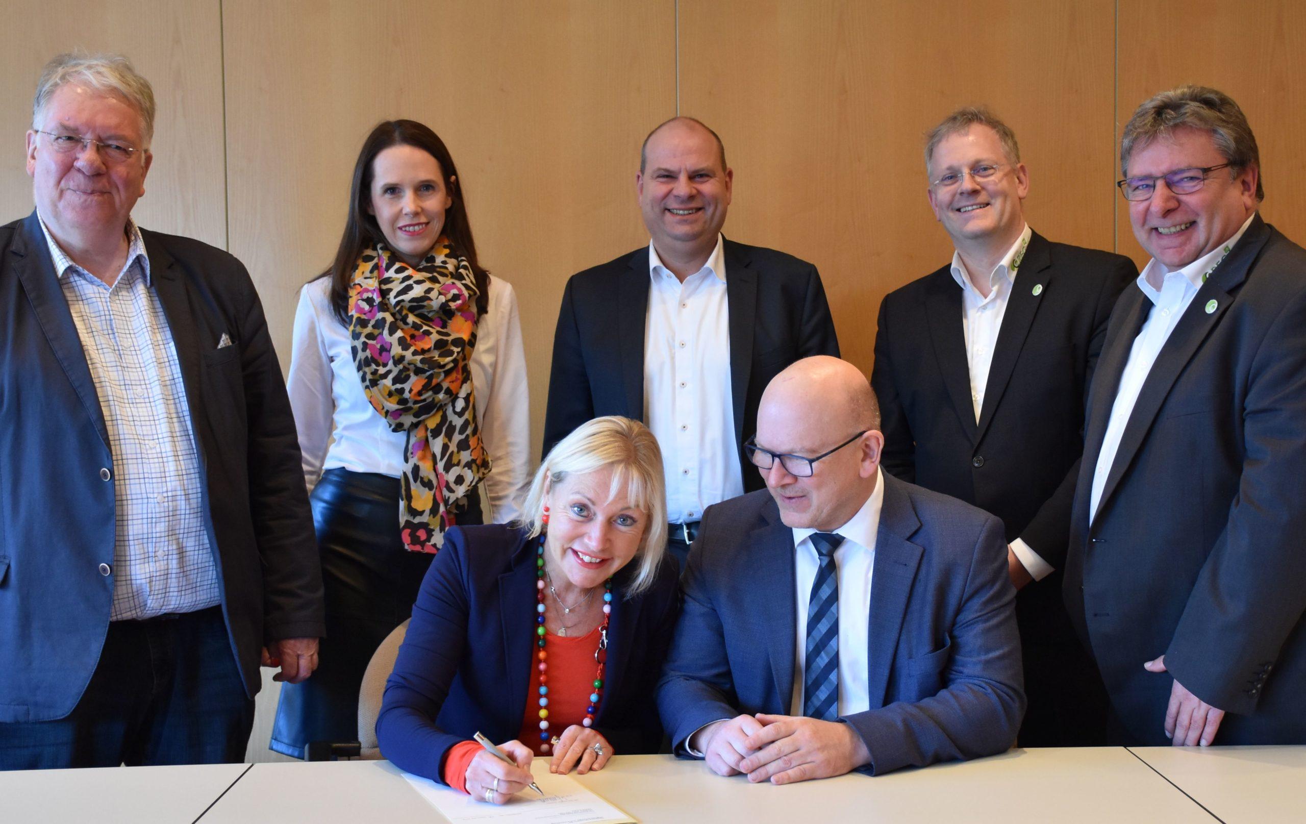 660.000 Euro Landesmittel für Breitbandausbau für 34 Schulen im Odenwaldkreis