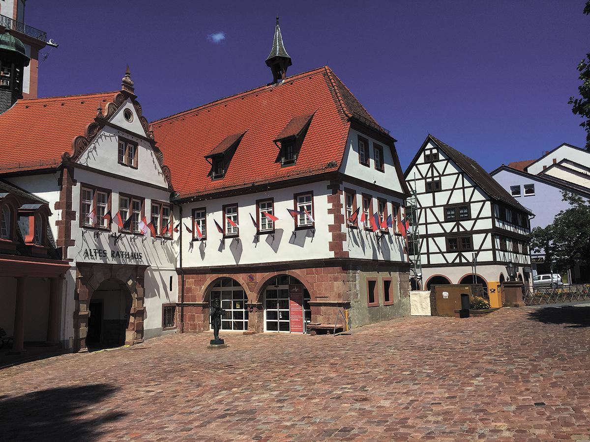 OREG in Erbach weiterhin erreichbar